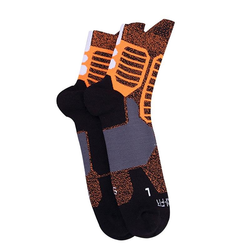 Для мужчин Для женщин Компрессионные носки Открытый спортивные носки Велоспорт Бег Лыжи Пеший Туризм походы кемпинг Лыжный Спорт Носки