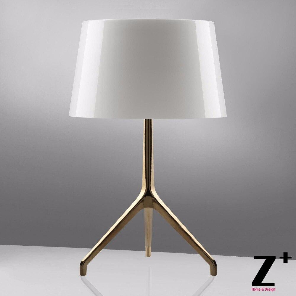 US $579.99 |Replica Articolo Lumiere XXL Elegante Minimalismo Moderno  Paralume In Vetro Lampada Da Tavolo Camera Da Letto-in Lampade LED da  tavolo da ...