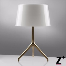 Replica Item Lumiere XXL Elegant Modern Minimalism Table Lamp Glass Lampshade Bedroom
