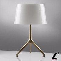 Replica Item Lumiere XXL Elegant Modern Minimalism Table Lamp Glass Lampshade Bedroom