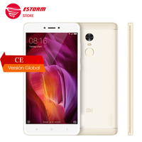 Xiaomi Redmi Note 4 Mobile Phone Snapdragon 625 Octa Core 5.5 inch 4GB RAM 64GB ROM 13.0MP Global Version