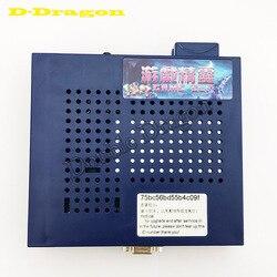 10 teile/los Spiel Elf 750 in 1 Jamma Arcade-Spiel PCB unterstützung CGA/VGA Ausgang Upgrate 621 Arcade Spiel bord