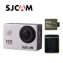 Envío libre!! Original SJCAM SJ4000 FULL HD 1080 P Buceo 30 M Impermeable de la Acción Del Deporte DVR conector conjunto