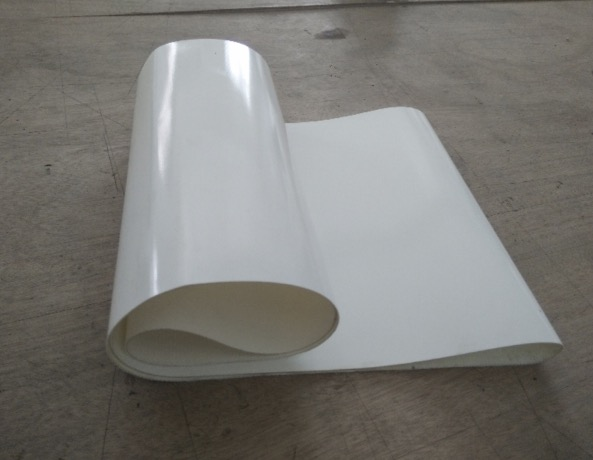 Customized)PVC White Transmission Conveyor Belt Industrial BeltCustomized)PVC White Transmission Conveyor Belt Industrial Belt