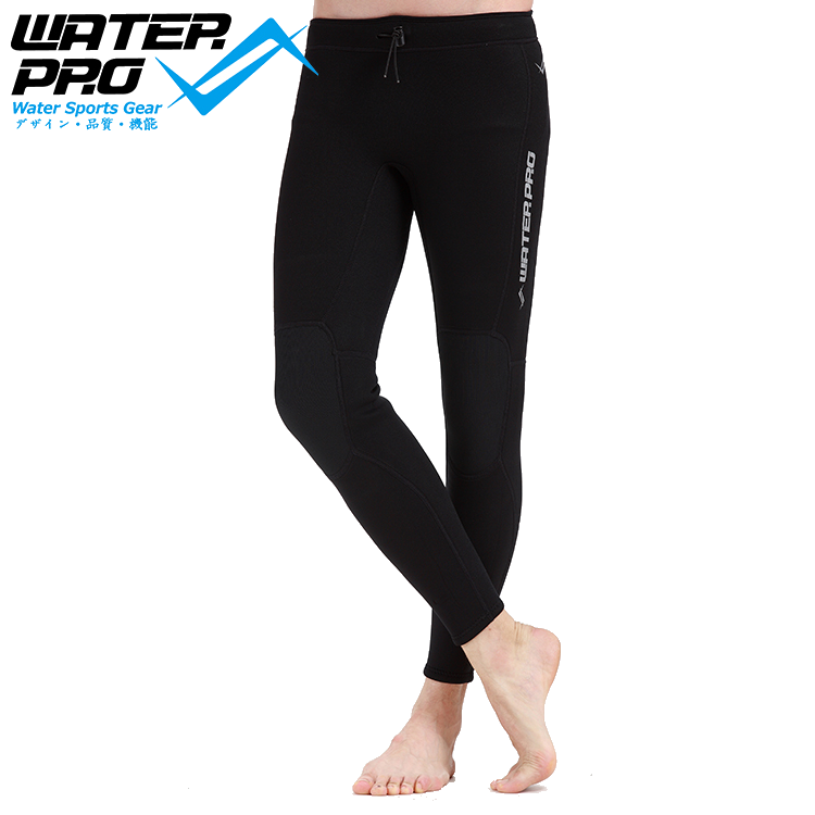 Water Pro 3mm Warm Guard Pants Long Thermo Plush Wetsuit Rash Guard Unisex UV protection Scuba Diving Snorkeling 150mm tr8 8 acme leadscrew threaded nema17 stepper