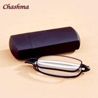 Chashma Merk Anti Reflecterende Opvouwbare Brillen Ultra Licht Hoge Kwaliteit Brillen Vouwen Optische Leesbril 1.5