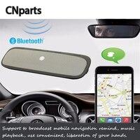 CNparts Universal Car Wireless Bluetooth Kit Handsfree Speaker Phone For Volvo XC90 V70 Peugeot 307 20 6 Citroen C4 Accessories