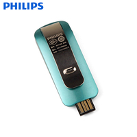 PHILIPS 8GB Flash USB MP3 Player NAND Memory Type For Playing Continuously 7 Hours