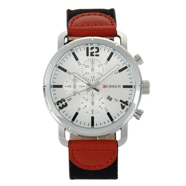 CURREN Bracelet Watches Men Top Brand Quartz Wristwatches