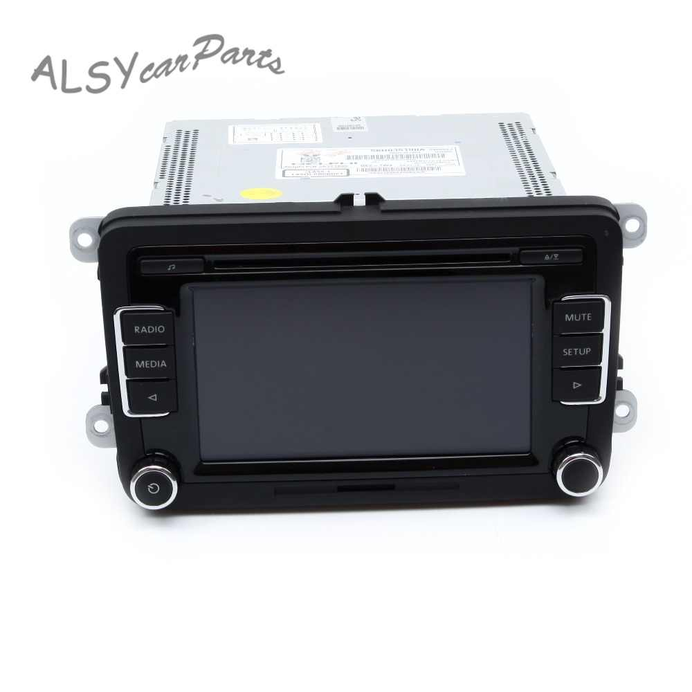 KEOGHS OEM 56D 035 190 A RCD510 Car Radio CD Player For VW Tiguan Golf MK6 Passat B6 Support OPS Rear View Camera Bluetooth