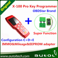 Stock! X100 PRO X-100 X 100 PRO Auto Key Programmer X-100 Pro +Odometer +EEPROM X100 Pro More FunctionThan X-100+ Key Programmer