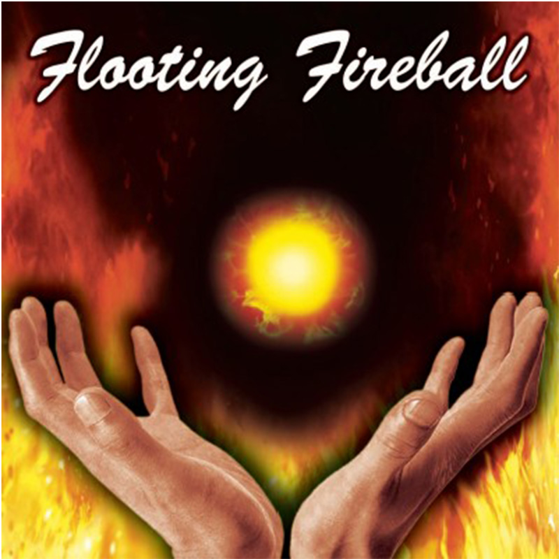 Floating Fireball ( DVD & Gimmick ) -Fun Magic, Party Magic magic tricks gimmick close-up stage magic trick 83198