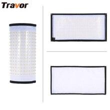 TRAVOR гибкий светодиодный свет FL-3060 размер 30*60 см CRI95 5500 К с 2.4 г пульт дистанционного управления для видео съемки
