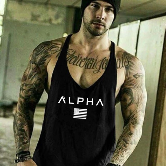 d89a981a10e 2018 Men Summer gyms Fitness bodybuilding Hooded Tank Top fashion mens  Crossfit clothing Loose breathable sleeveless shirts Vest