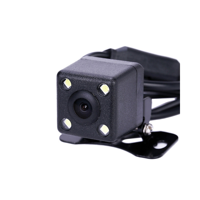 Lenvio High resolution CCD with LED light  universal rear camera for car dvd payer