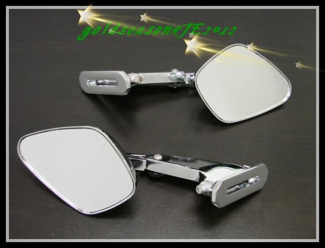For Suzuki Gsxr 600 750 1000 Hayabusa 1300freeshipping Extendable Arm Chrome Billet Mirrors
