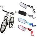 1 par Ciclismo bicicleta espelho Ajustável Universal espelho retrovisor mountain bike guidão de bicicleta espelho bicicleta accessores