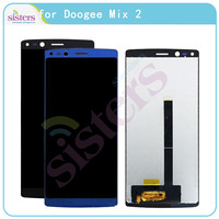 LCD Display For Doogee Mix 2 LCD Screen for Doogee Mix 2 Touch Screen Digitizer LCD Assembly Phone Replacement Original Working