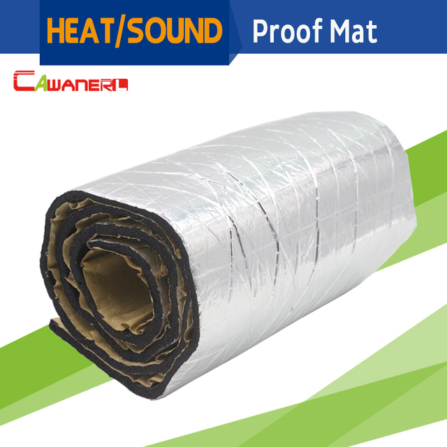 Mouse Proof Insulation : Cawanerl quot car firewall ceiling door trunk heat
