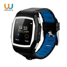 UWatch New GT68 Smart Bluetooth Watch Phone SIM Heart Rate GPS Waterproof Inteligence Sports Wearable Watches for iphone PK DZ09