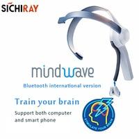 Mindwave гарнитура Bluetooth мобильный сухой электрод ЭЭГ внимание и медитации контроллер Нейро отзывы устройств для Arduino