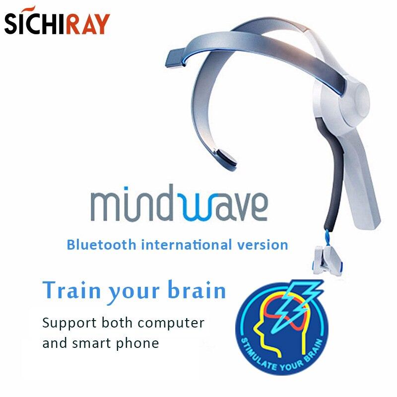 Mindwave casque bluetooth Mobile Sec Électrode EEG L'attention et La Méditation Contrôleur Neuro Rétroaction Dispositifs pour Arduino