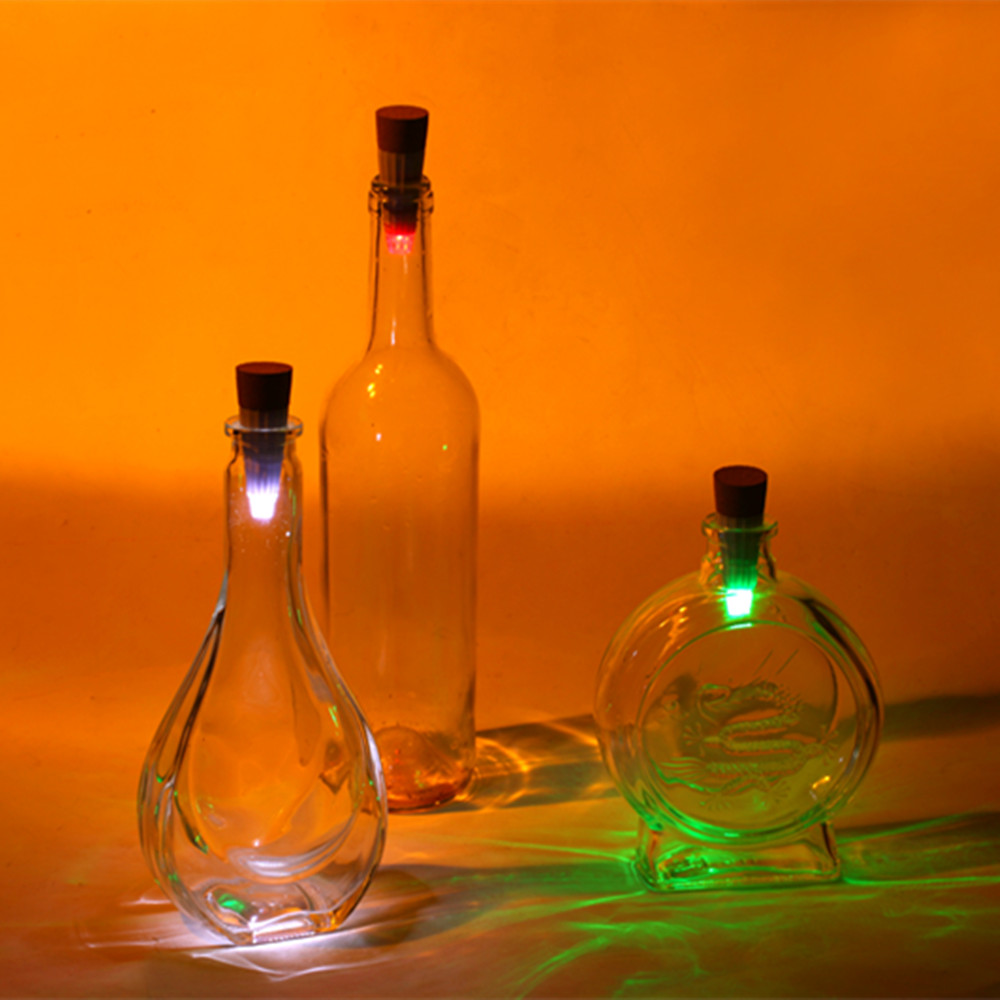 YIYANG LED Cork Shaped Rechargeable Bottle Lamp