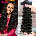 Peruvian Deep Body Wave Weave Queen Hair Company 3pcs Peruvian Virgin Hair Loose Deep Wave Peruvian Curly Hair More wave