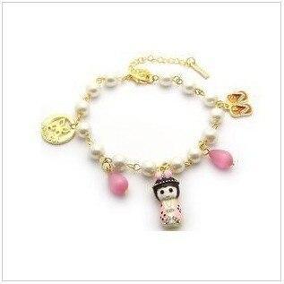 Free Shipping!Sweet baby hand catenary of Japan/bracelet