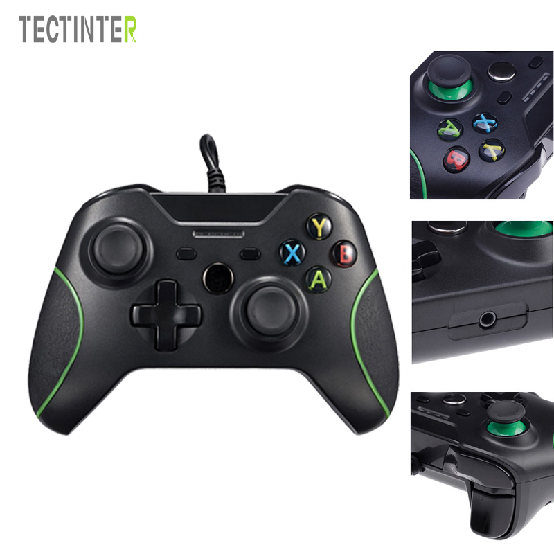 USB Wired Controller Controle For Microsoft Xbox One Controller Gamepad For Xbox One For Windows PC Joystick цена