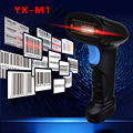 Free shipping!YK-M1 Barcode Scanner 1D Bar Code CCD Reader Handheld POS For Windows 7/8/10/XP