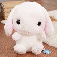 Nooer 40 см Прекрасный милый кролик плюшевые рюкзак для детей мягкие мультфильм кролик Плюшевые Сумка на день рождения Для детей подарок