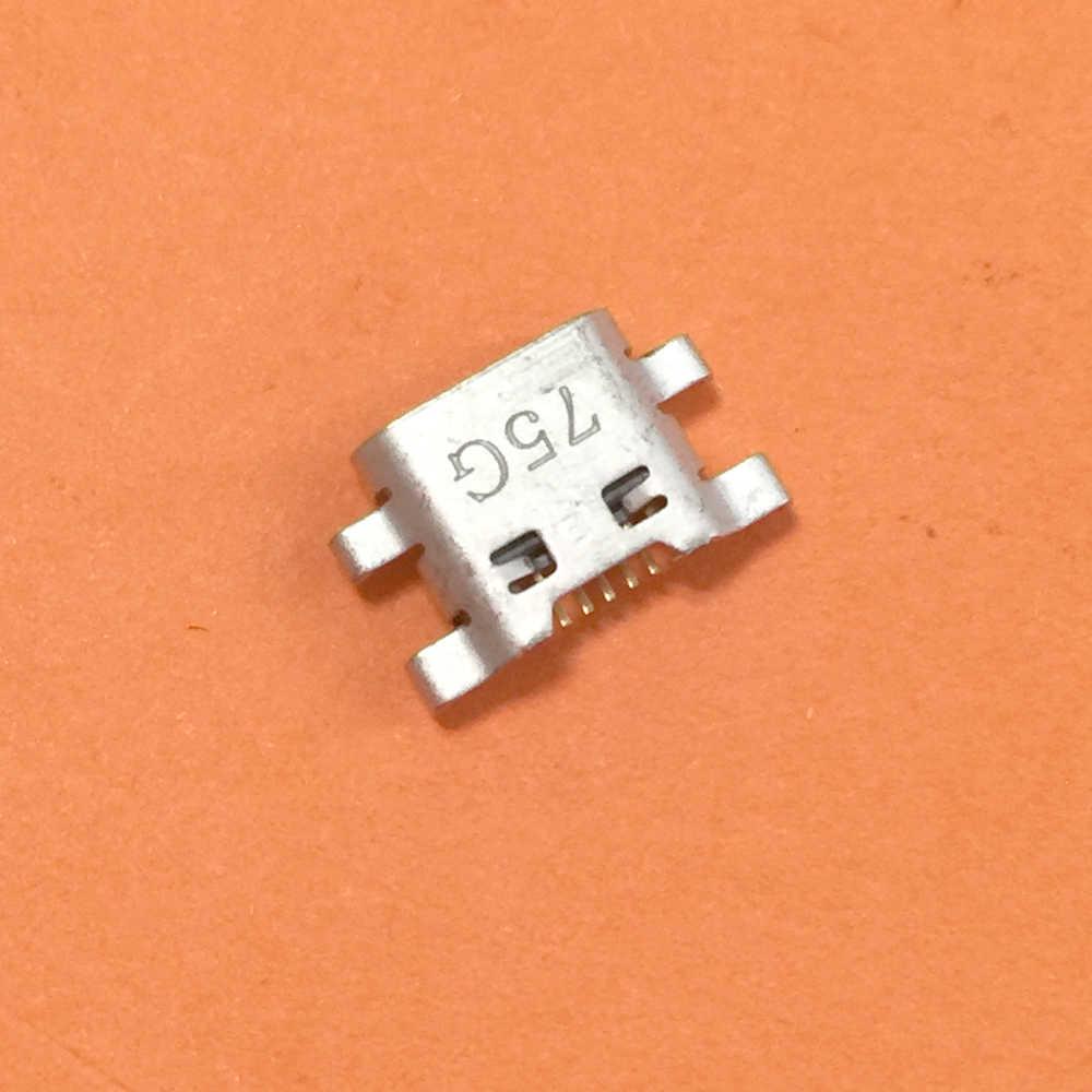 Per LG K8 2017 M200N M210 X240 Aristo MS210 spina Dock presa di Ricarica presa Connettore mini Micro USB Porta di riparazione
