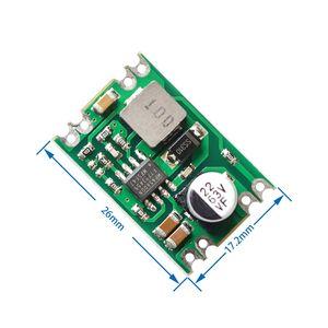 DC DC Step Down Power Supply Module Buck Regulated Board 2A Input 8-55V Output 3.3V/5V/9V/12V A04 Electronic DIY PCB(China)