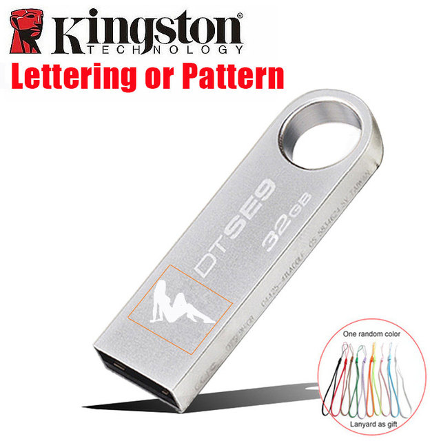 Kingston Usb Flash Drive Gb Pendrive Cle Usb Porte Clés Flash - Porte clé usb