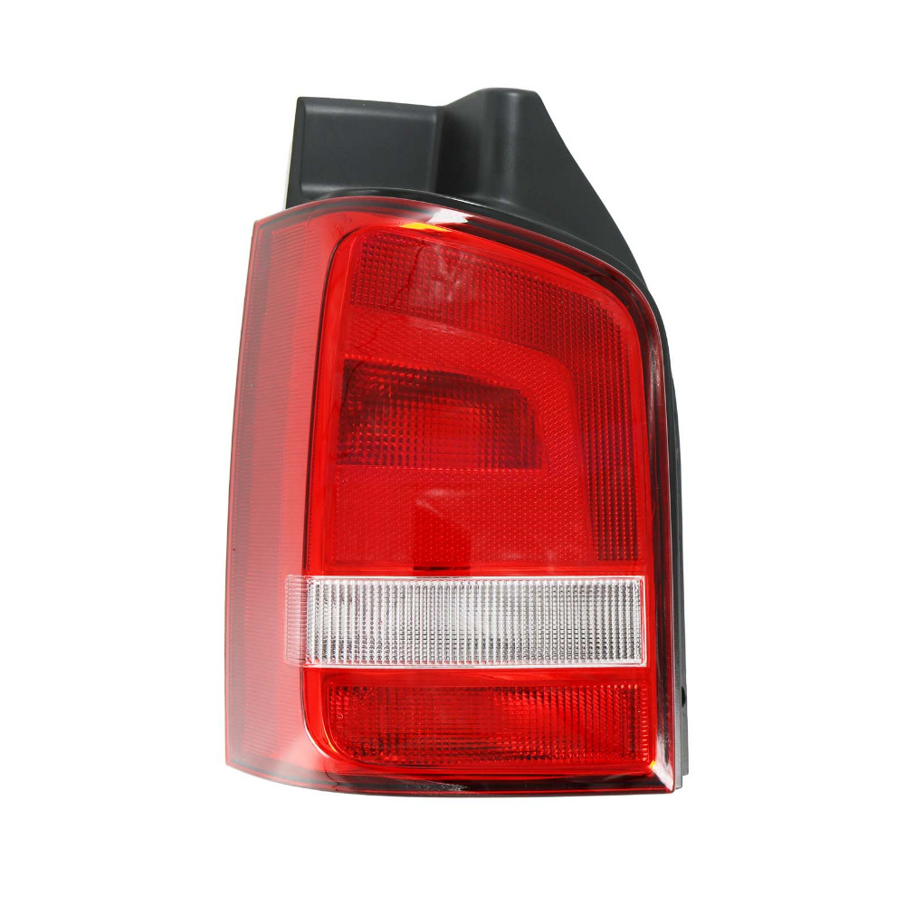 Left Side For VW T5 T6 Multivan Transporter 2010 2011 2012 2013 2014 2015 Car-styling Rear Lamp Tail Light car parts tail lamp for vw golf 6 2008 2009 2010 2011 2012 2013 led tail light rear lamp plug and play design