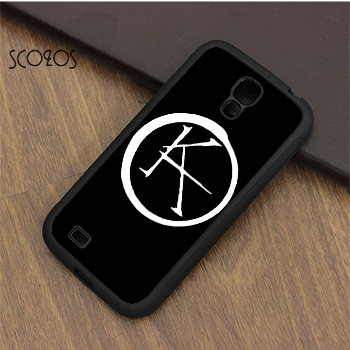 Scozos The Dark Tower Ka Tet Symbol Phone Case Cover For Samsung