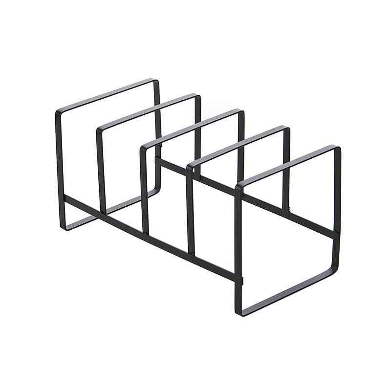 Japanese - style minimalist kitchen dish rack drain rack tableware tray storage and sorting rack put bowl tray rack Lu 4231