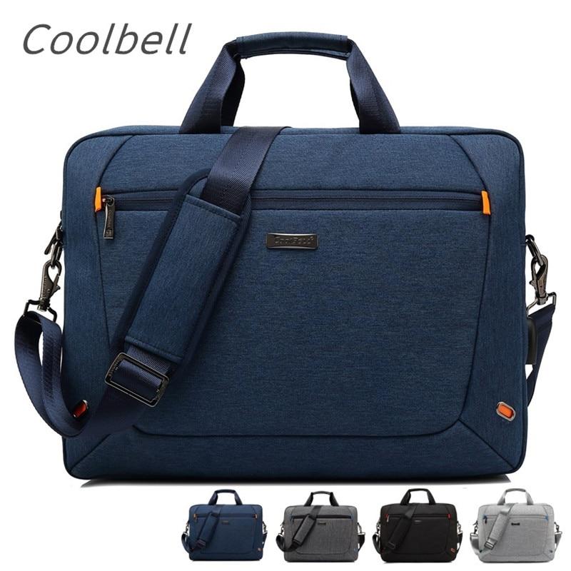 Bolsa para Computador Nova Marca Coolbell Messenger Portátil 15 15.6 17 17.1 17.3 Computador Bolsa Frete Grátis 3038 2020