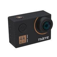ThiEYE T5 край родной 14MP 4 K экшн Камера Wi Fi 1080 P HDMI Водонепроницаемый спортивные Камера 2,0 ''ЖК дисплей Экран 170 градусов широкоугольная камера