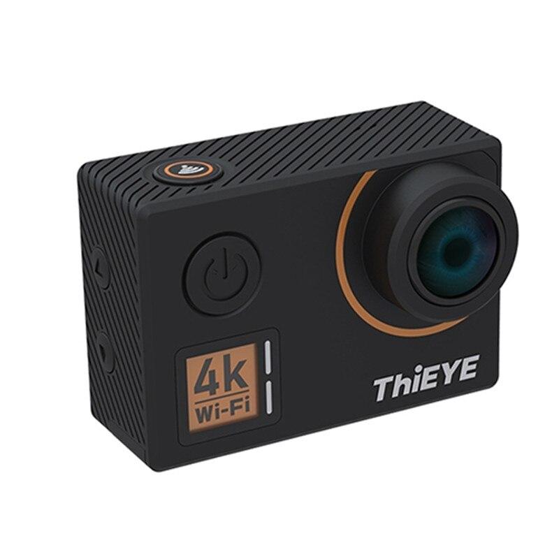 ThiEYE T5 Edge 14MP 4 K caméra d'action Native WiFi 1080 P HDMI caméra Sport étanche 2.0 ''écran LCD caméra grand Angle 170 degrés