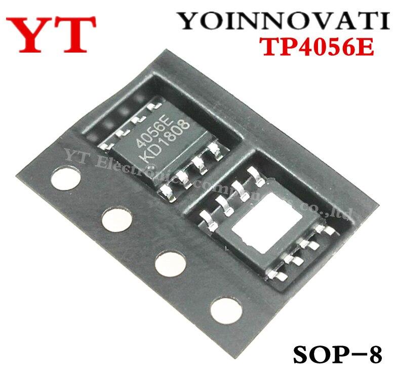Free shipping 2500pcs lot TP4056E TP4056 SOP 8 4056 4056E IC Best quality