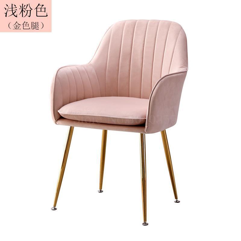 Современный дизайн, мягкий обеденный стул, модный прозрачный стул для гостиной, отдыха, мебель, стул-Лофт - Цвет: VIP 1