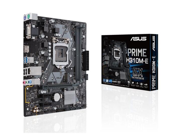 ASUS H310M-E PRIME H310M-E desktop computer M-ATX motherboard motherboard
