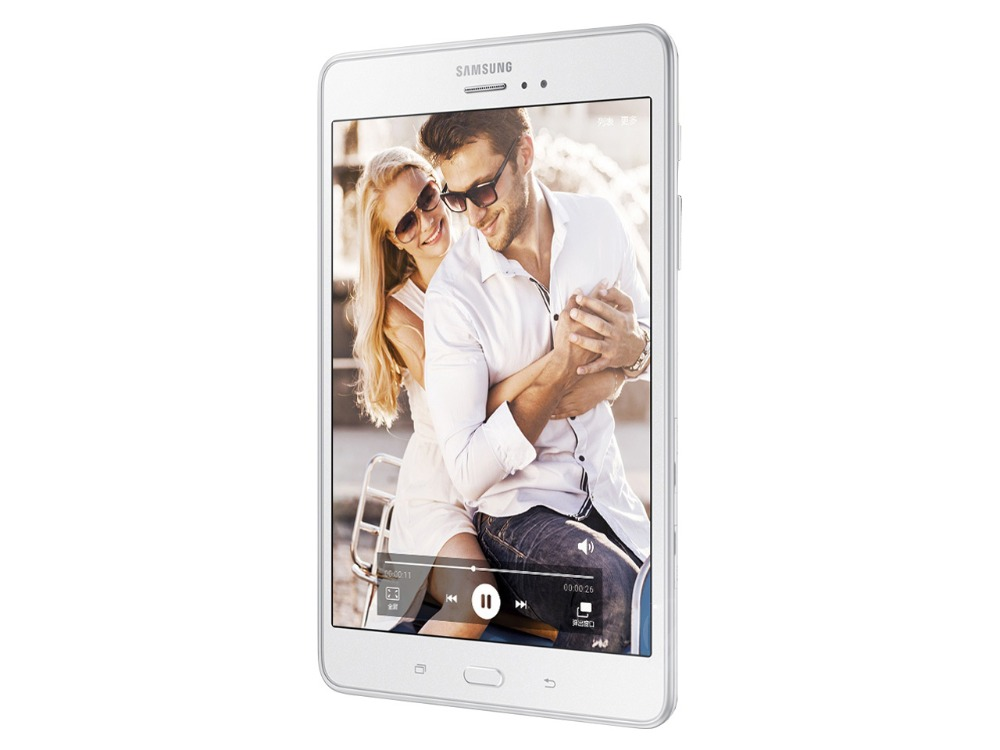 Samsung Galaxy Tab Un 8.0 pouce T350 WIFI Tablet PC 2 gb RAM 16 gb ROM Quad-core 4200 mah 5MP Caméra Android Tablet