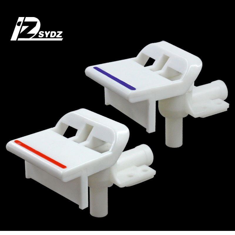 (1 Paar) Wasser Spender Wasserhahn/schalter Wasserhahn Heißen Und Kalten Wasser Mund Klavier Schlüssel Drücken Sie Typ Wasser Dispenser Zubehör
