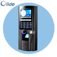 قفل نظام قفل الباب ببصمة الإصبع لنظام التحكم في الوصول ، جهاز حضور وانصراف المكتب