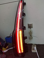 2pcs Car bumper tail lamp for Yukon taillight 2015~2017/2007~2014year LED Yukon rear light