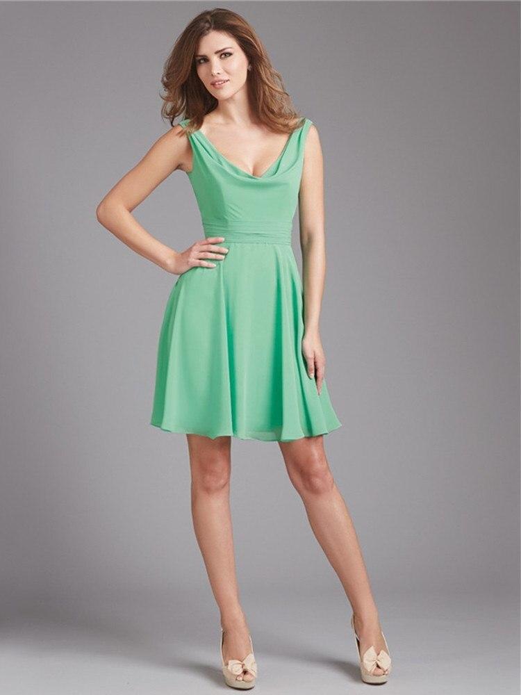 Light green bridesmaid dress promotion shop for for Light green wedding dress