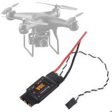 30A Brushless ESC Drone Airplanes Parts Components Accessories Speed Controller